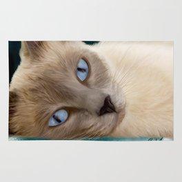 Frankie Blue Eyes Rug