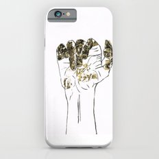 Golden hand Slim Case iPhone 6s