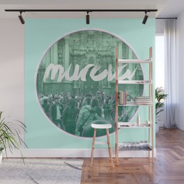 Murcia is color Wall Mural
