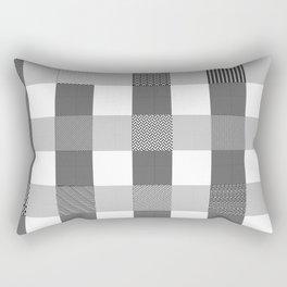 Yogi, B&W Rectangular Pillow