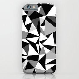 Ab Dark iPhone Case