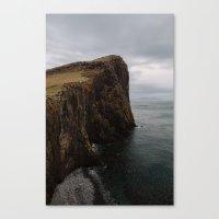 scotland Canvas Prints featuring Scotland by Kevin Klein