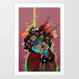 Kindred Spirit Art Print