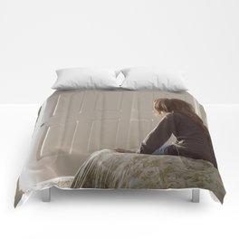 Untitled, Film Still #1 Comforters
