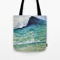 goddess Tote Bags featuring goddess by Terrel