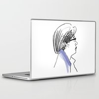 subway Laptop & iPad Skins featuring Subway by Ryan Ly