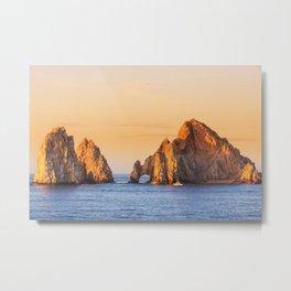 Cabo San Lucas, Mexico Metal Print