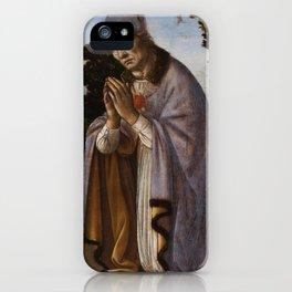 Bishop by Leonardo Da Vinci iPhone Case