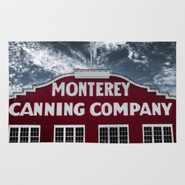 Monterey Canning Company Rug