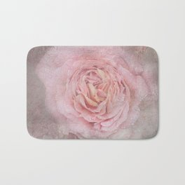 Rainy Day Rose Bath Mat