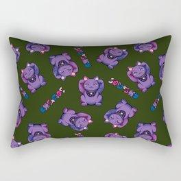 Maneki Neko Phie Rectangular Pillow