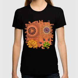 Evolving Truth Flowers  ID:16165-093100-83380 T-shirt