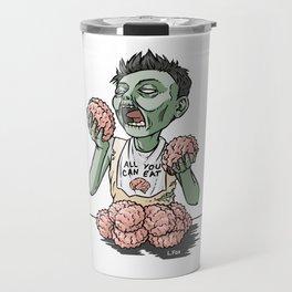 Zom-nom-nom-bie Travel Mug