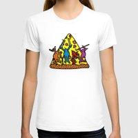 keith haring T-shirts featuring Haring - Ninja by Krikoui