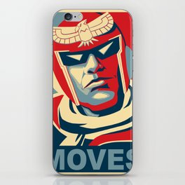 MOVES iPhone Skin