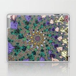 Fractal Paisleys Laptop & iPad Skin