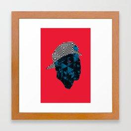 Spitta Framed Art Print