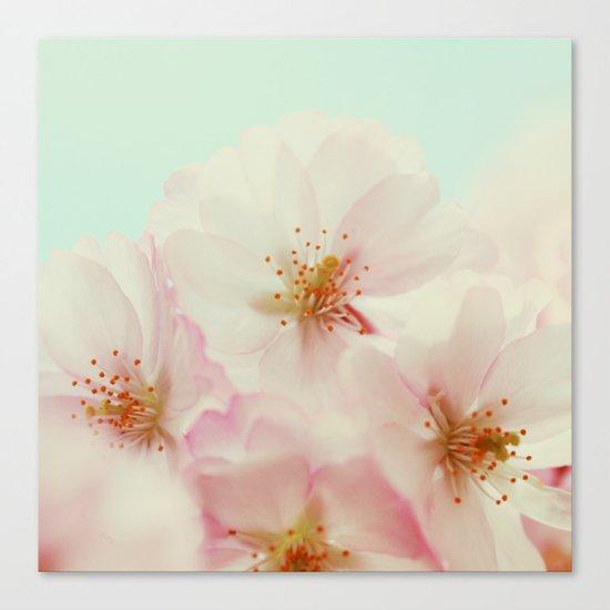 Jardin Canvas Print