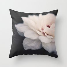 A Haunted Beauty Throw Pillow