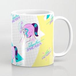 Telepathic sarcasm Coffee Mug