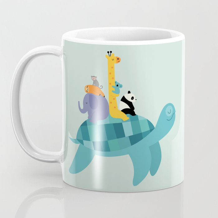 Travel Together Coffee Mug