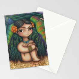 Niña Frida Stationery Cards