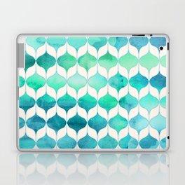Ocean Rhythms and Mermaid's Tails Laptop & iPad Skin