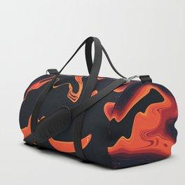 Liquid Fire Duffle Bag