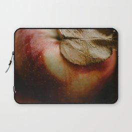 Apple Close Up Laptop Sleeve