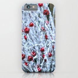 Jingle Snow Bells iPhone Case