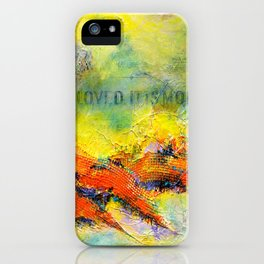 Beloved, it is morn iPhone Case