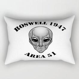 Roswell UFO Rectangular Pillow