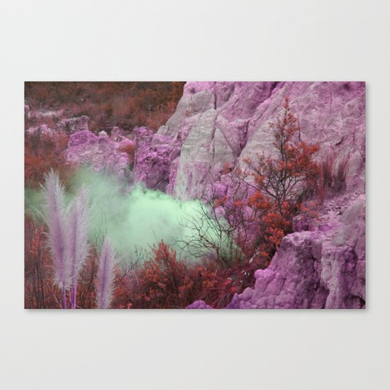 Irrealidad 2 Canvas Print