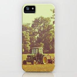 E I E I O iPhone Case