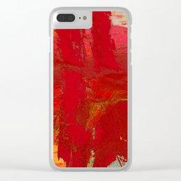 Tauromaquia Clear iPhone Case