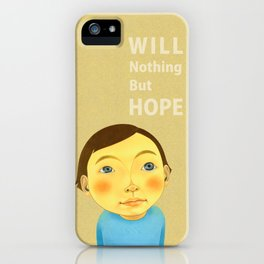 WILL iPhone Case