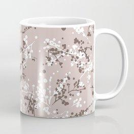 Berii Ni: Mauve-y Blush + Mocha Coffee Mug