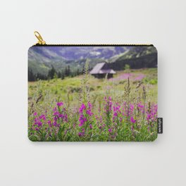 Fireweed In The Mountains Carry-All Pouch