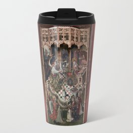 Conjoined Faiths (Mosque-Cathedral of Cordoba) Travel Mug