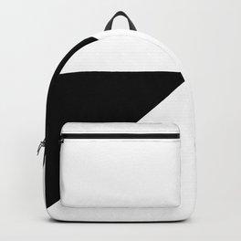 AVANTGARDE (BLACK-WHITE) Backpack