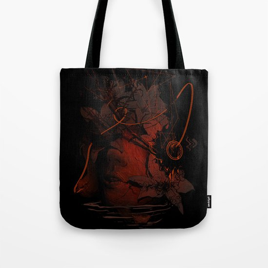 The Lost Track II Tote Bag