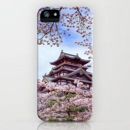 Himeji Castle iPhone Case