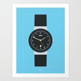 BN0032 by Dmitri Litvinov Art Print