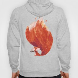 Kitsune (Fox of fire) Hoody
