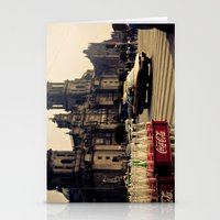 mexico Stationery Cards featuring mexico by petervirth photography