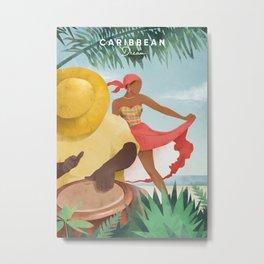 Caribbean Dream Metal Print