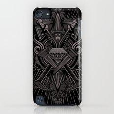 Crest Craft Black iPod touch Slim Case