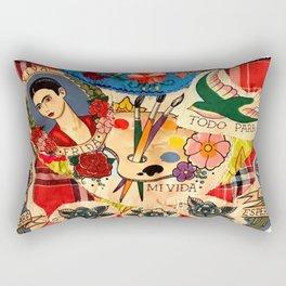 ART LIFE Rectangular Pillow