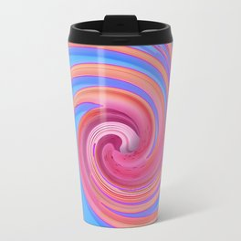 The whirl of life, W1.3C Travel Mug