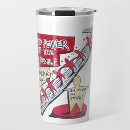 The Power of the People Travel Mug